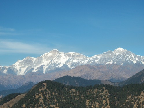 Views from Chopta