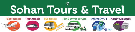 sohan tours travel rishikesh