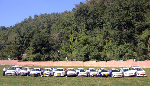 Sohan Tours car fleet