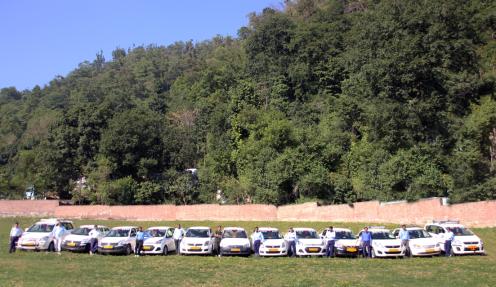 Sohan Tours car fleet