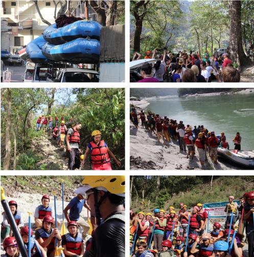 Sohan Tours Rishikesh Rafting