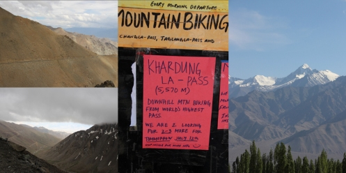Ladakh Lhardung La