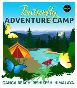 butterfly adventure camp rishikesh