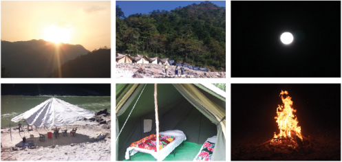 sohan tours and travel rishikesh ganga beach camping 1