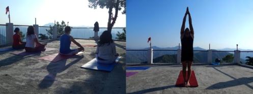 Yoga Kunjapuri Rishikesh
